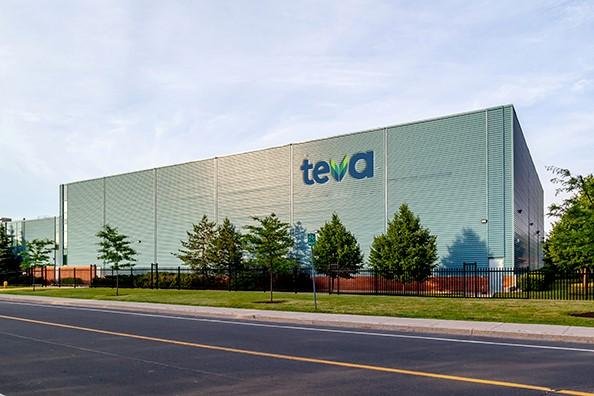 Teva Pharmaceutical Industries (TEVA) building טבע תעשיית תרופות